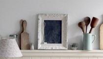 Painted Picture Frame shabby chic