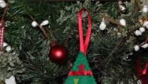 Felt Home Made Christmas Decorations