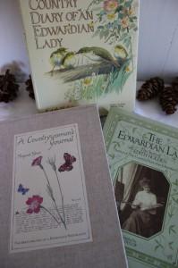 Shabby chic vintage books 00433