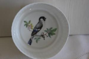 Shabby chic vintage kitchenware birds 00503