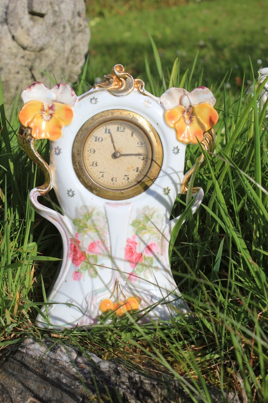 Love at first sight? Not always… My vintage clock