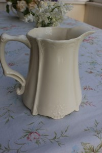 vintage fair cream jug
