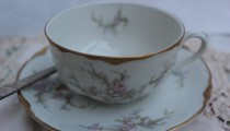 Tea, anyone? Tea cup exchange