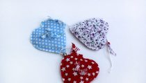 Easy Fabric Heart Kit